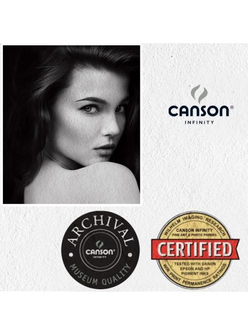 Canson - Rag Photographique 310 GSM - Matte