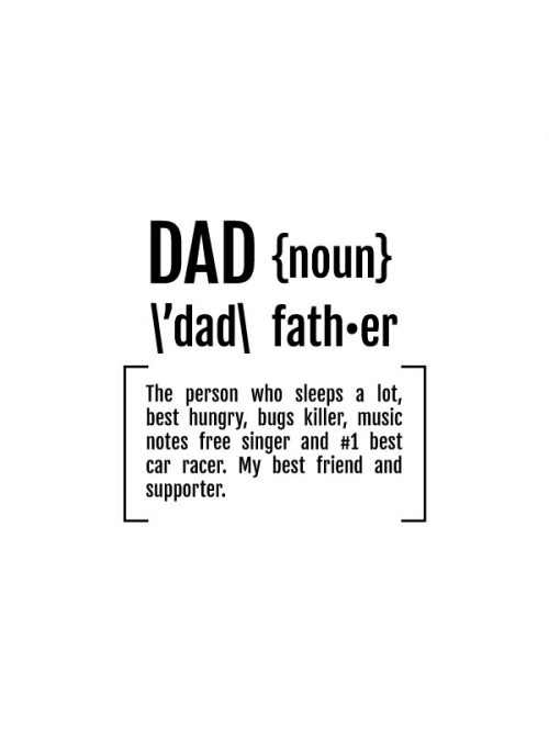 Dad Noun