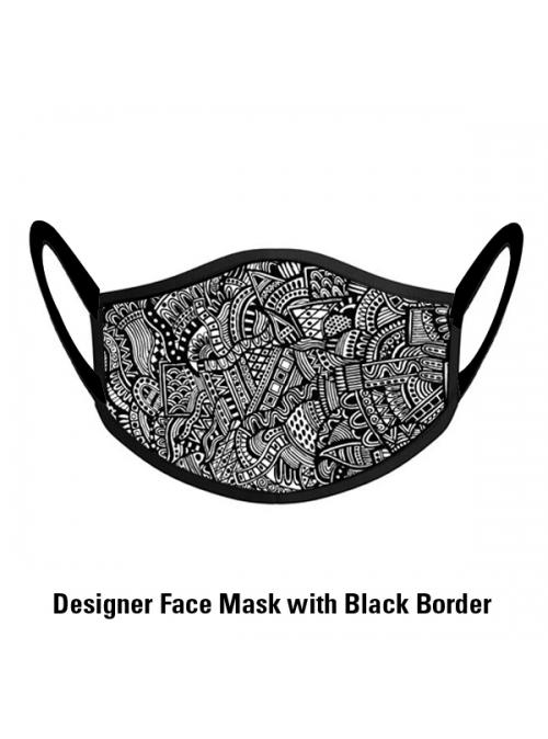 Designer Mask Design 1
