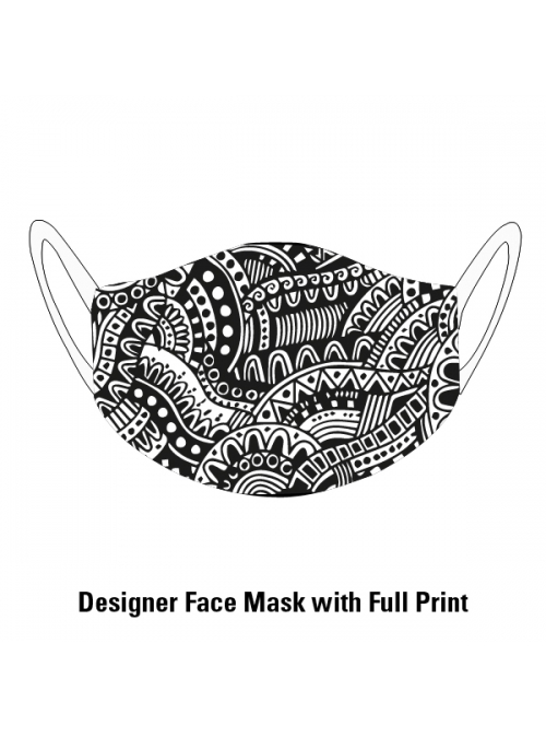 Designer Mask Design 2