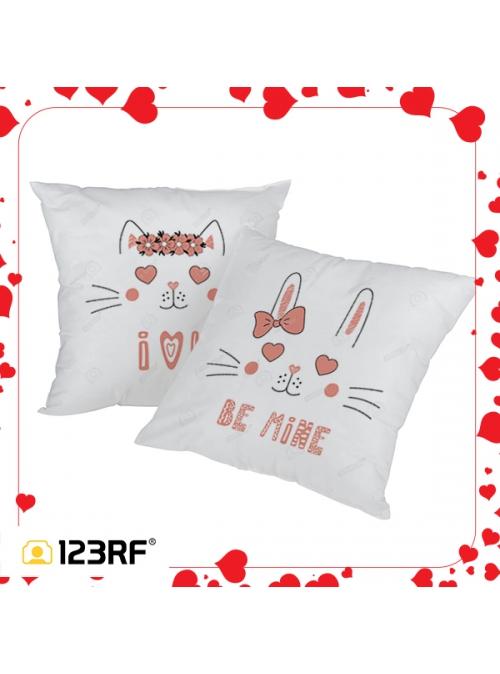 Cute Valentine Cushions