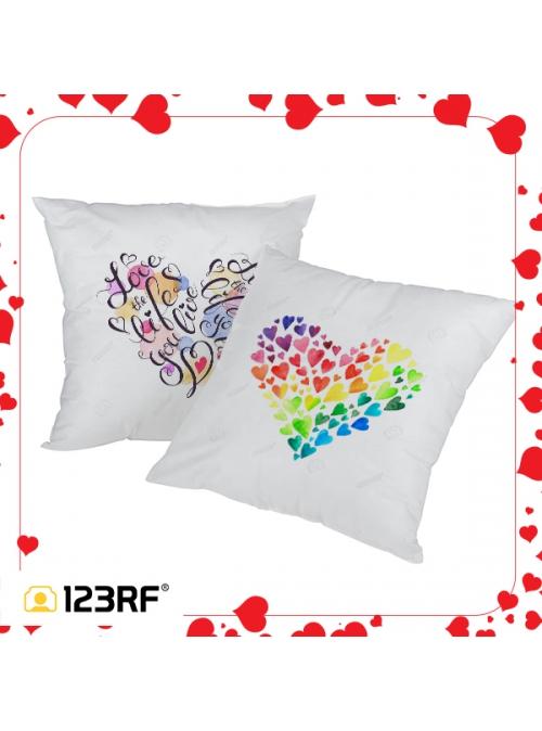Heart Cushions