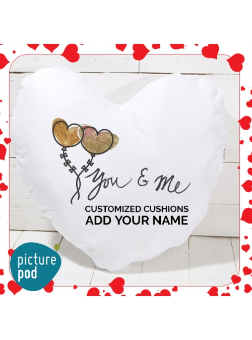 You & Me Cushion