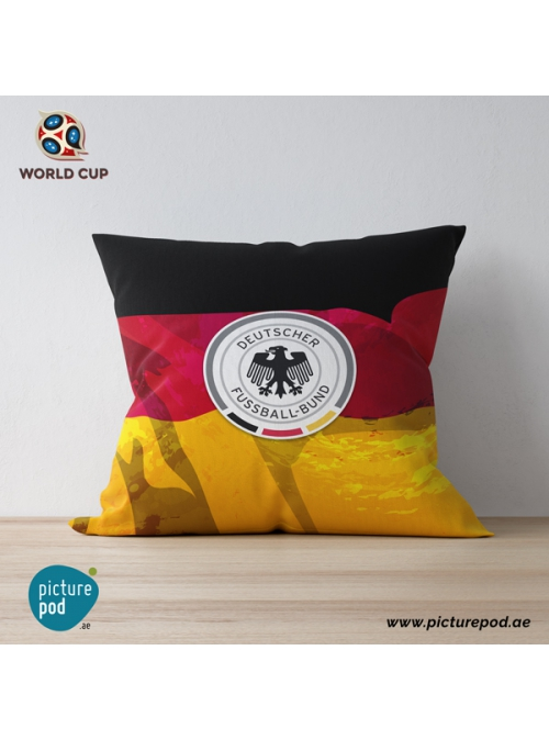 Germany Cushion