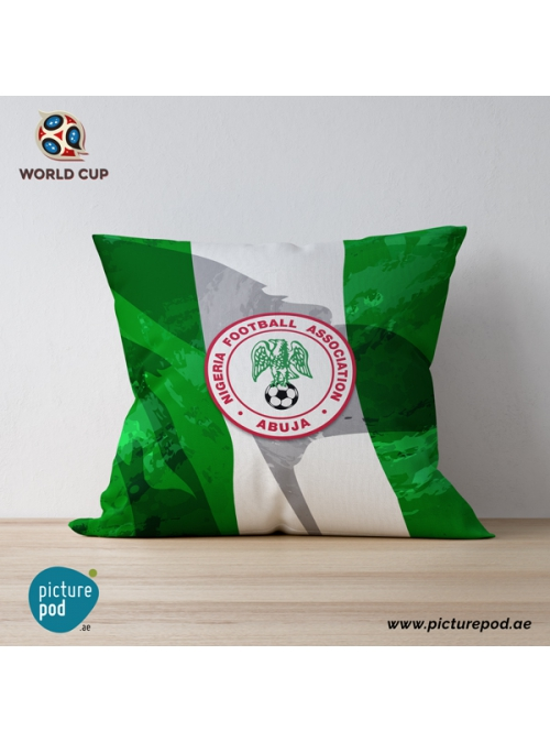 Nigeria Cushion