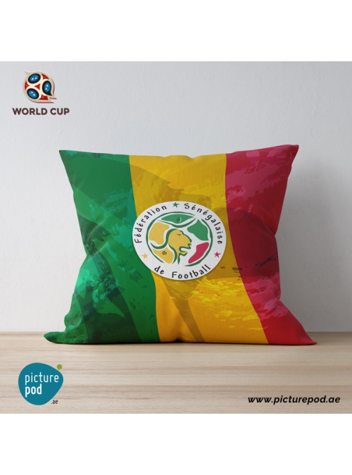 Senegal Cushion