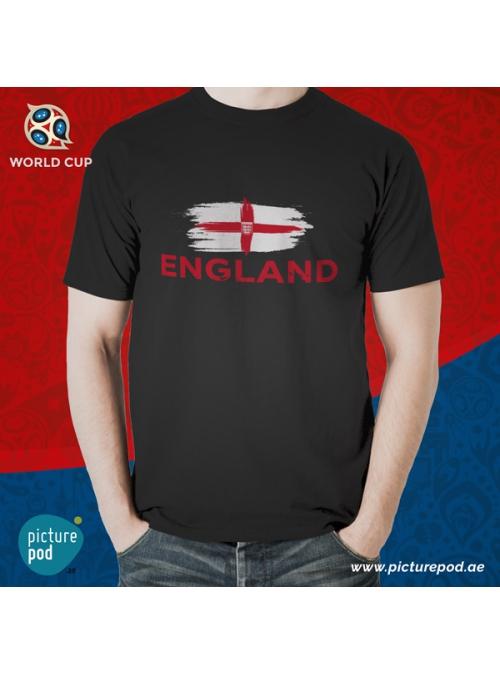England Flag Tee