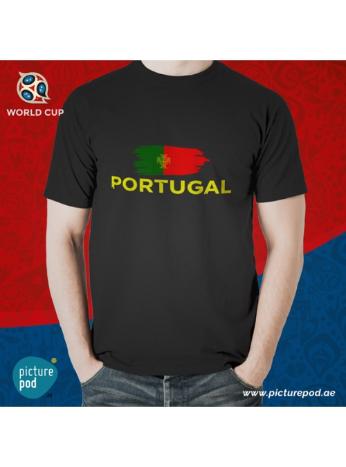 Portugal Flag Tee