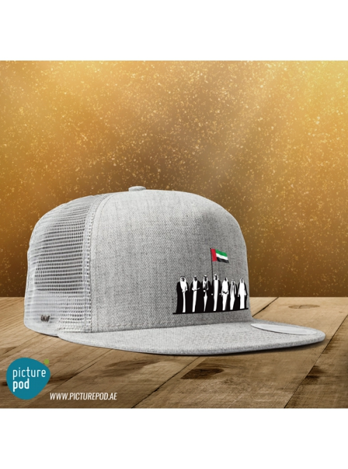 National Day Caps - Spirit Of The Union(White)