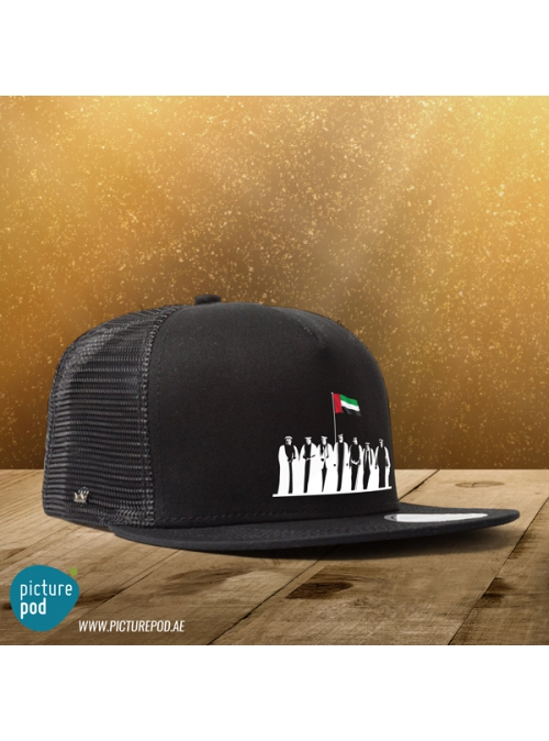 National Day Caps - Spirit Of The Union(Black)
