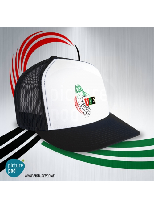 National Day Caps - Falcon(Sublimation)