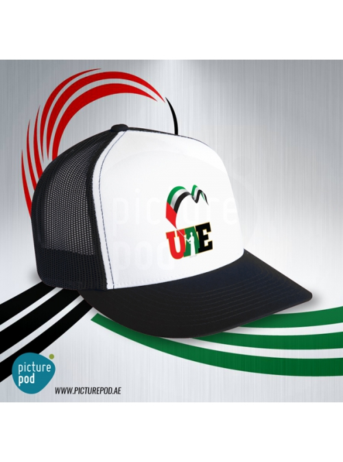 National Day Caps - Flag(Sublimation)