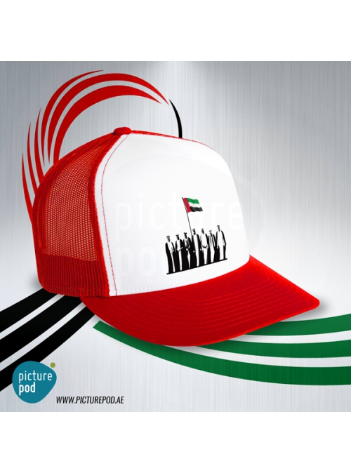 National Day Caps - Spirit Of The Union(Sublimation)