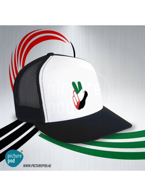National Day Caps - Victory(Sublimation)