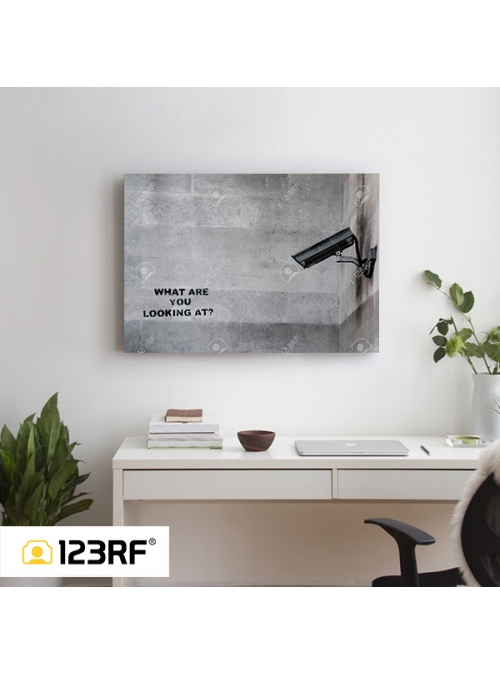 CCTV by Banksy
