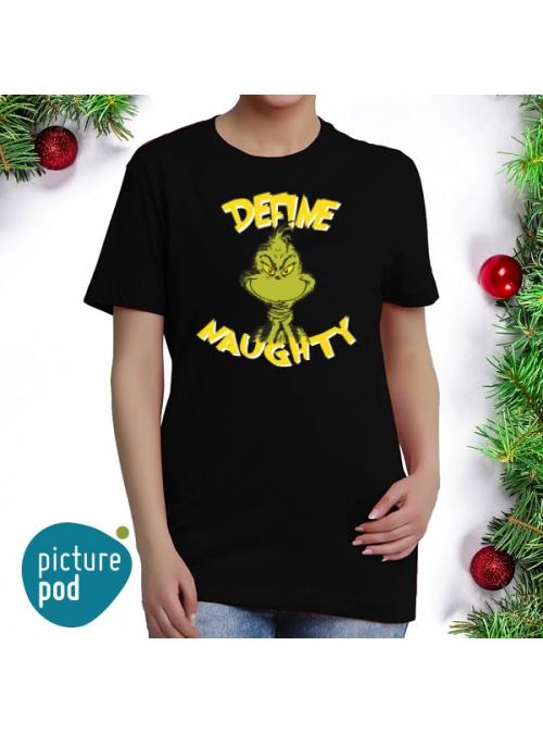 Define Naughty