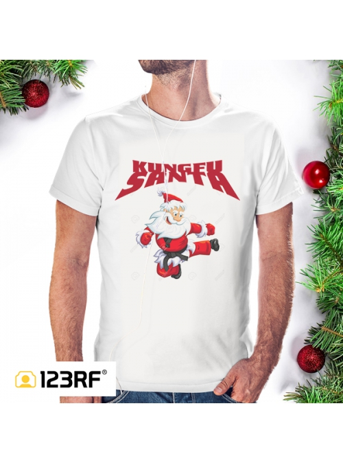 Kungfu Santa