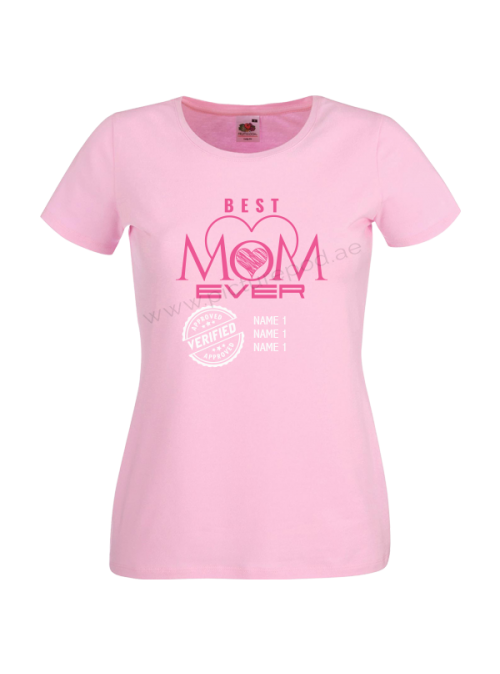 Best Mom T-Shirt