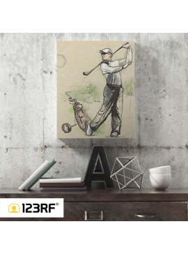 Golf Canvas