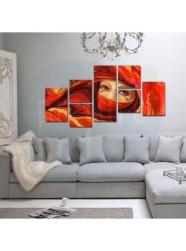 Crazy Collage (250 x 126cm)