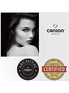 Canson - Baryta Photographique 310 GSM - Satin