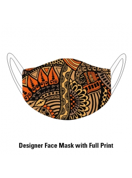 Designer Mask Design 3