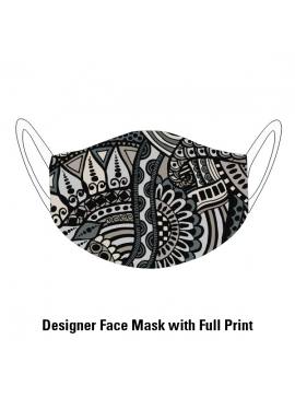 Designer Mask Design 7