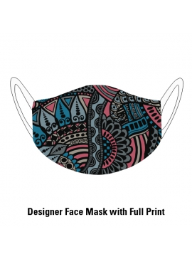 Designer Mask Design 8