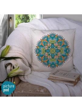 Abstract Ethnic Cushion - 50cm