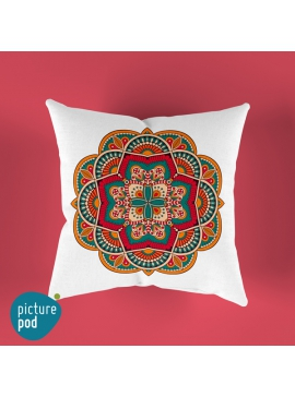 Ethnic Design Cushion - 35cm
