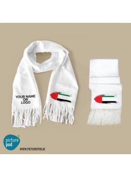 Mens Scarves - UAE Flag
