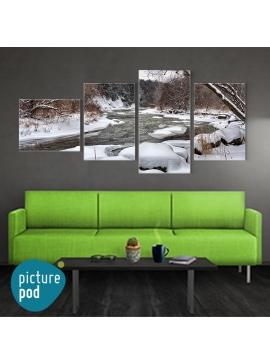 Winter land Collage