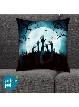 Halloween Spooky Hands Cushion