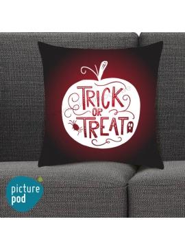 Halloween Trick or Treat Cushion