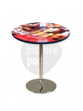 Table Top Round 75 Cm